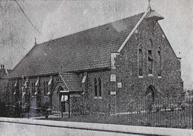 Church Of St Anne Greenbank Bristol