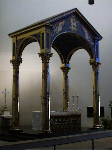 Church Of All Saints Clifton Bristol