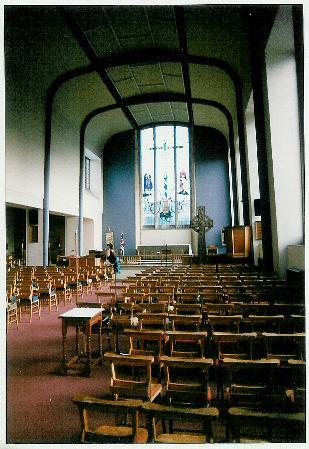 Church Of St Francis Ashton Gate Bedminster Bristol